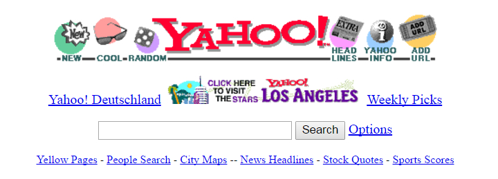 Internet Archive - Yahoo