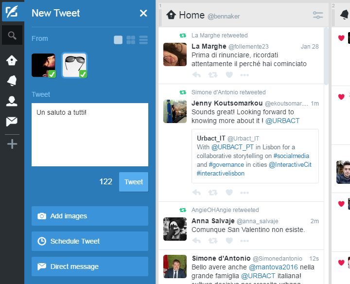 TweetDeck - Tweet