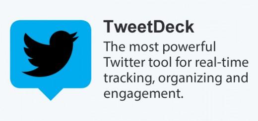 TweetDeck: il tool per gestire Twitter al meglio