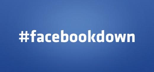 Facebook Down: sfruttiamolo per spammare sugli altri social!