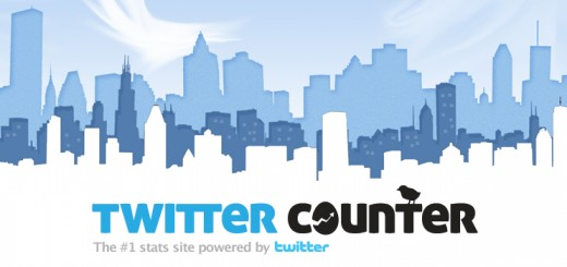 Teniamo il conto dei follower con Twitter Counter