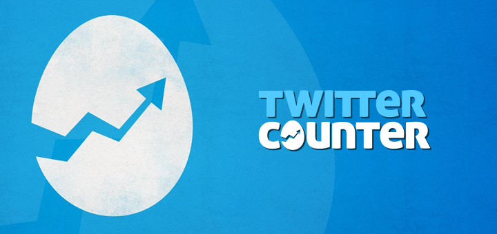 Twitter Counter: il tool per monitorare i follower di Twitter