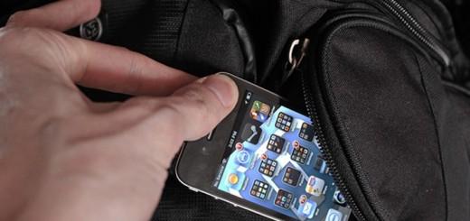 Il furto di uno smartphone è un problema anche tuo