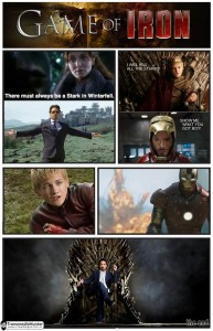 Meme Meshup: Game of Iron