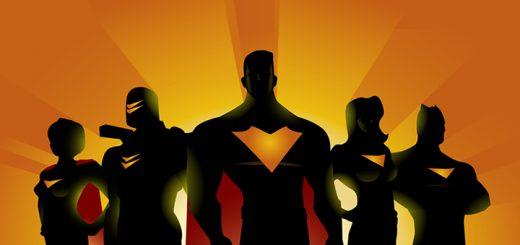 Condividi su diversi Social Network? Sei un Social Supereroe!