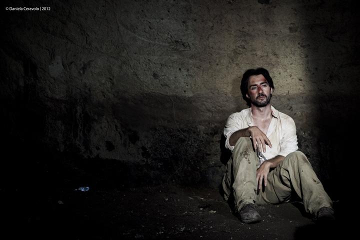 """Andrea De Bruyn - """"Il prigioniero"""" (Shortfilm) - 2012"""