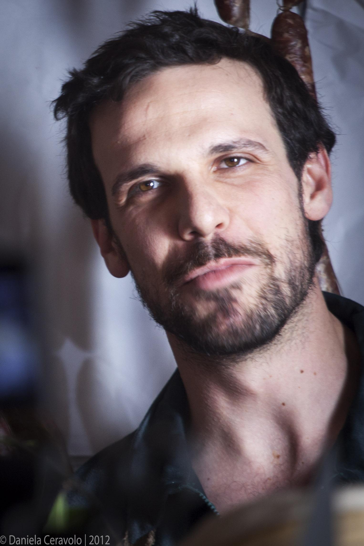 "Francesco Montanari - ""Questione di etichetta"" (Shortfilm) - 2012"