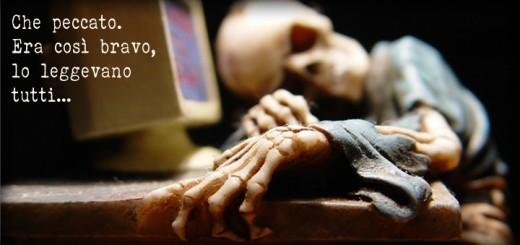 Come e perché il lettore passivo uccide il blogger