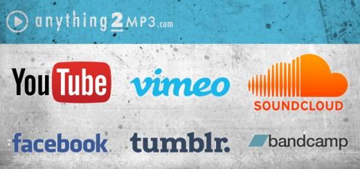 Anything2mp3: il miglior tool per scaricare e convertire in MP3