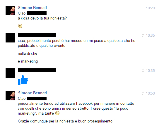 E' il marketing, baby