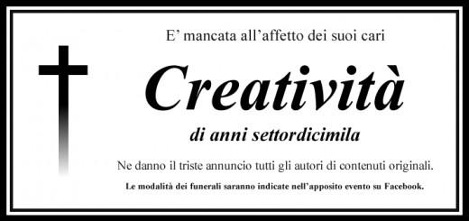 Social Network: La creatività è morta, uccisa dal copia e incolla
