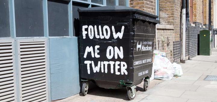 Twitter NON è la discarica degli altri social network!