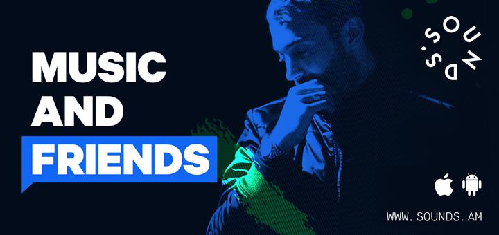 Sounds: l'app per condividere musica su Instagram e Snapchat