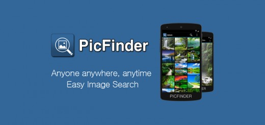 PicFinder - La app Android per fare ricerche su Google Immagini