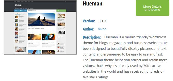 WordPress Theme Detector - Theme for Bennaker.com