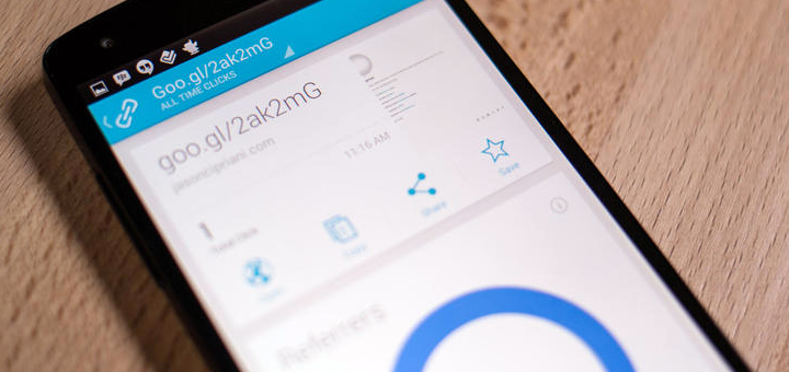 URL Shortener: la app Android per usare Goo.gl da smartphone