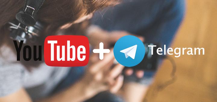 Come scaricare musica da YouTube con Telegram