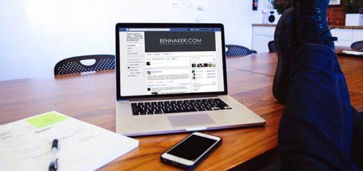 Ho creato il Gruppo Facebook di Bennaker.com ed è una figata!