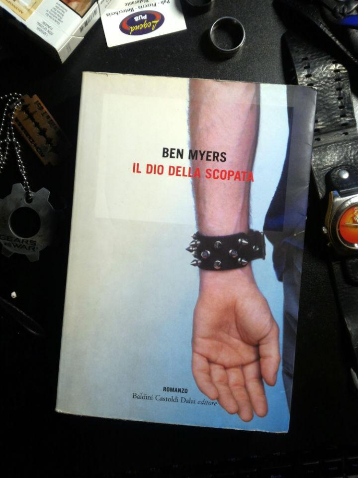 Ben Myers - Il Dio della Scopata